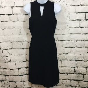 NWT Ann Taylor Loft sexy little black dress